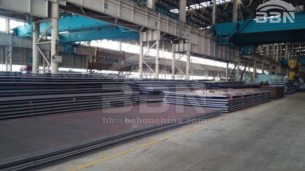 ABS EH36 Steel Plates