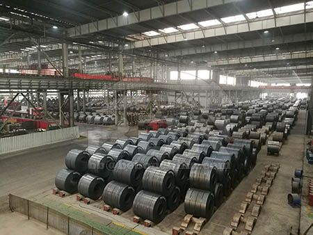 September 23, market price of CCS grade A marine steel coil in China