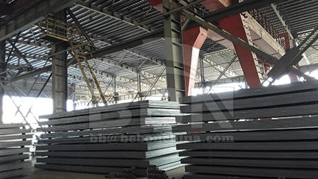 The influence of alloy elements on high strength ASTM A131 AH36 shipbuilding steel sheet