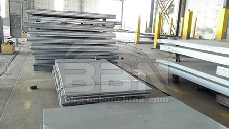 November 5th China market ASTM A131 AH36 grade steel plate price
