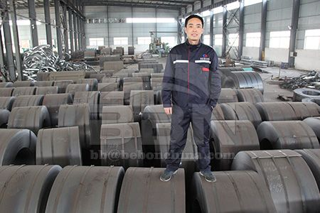 November 5th China market GL grade A ship class steel coil price