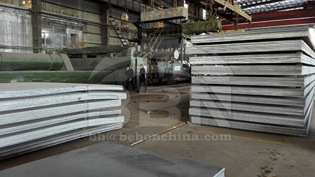DNV EH32 material plate chemical composition and mechanical property