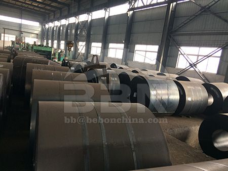 Hot rolled CCS grade A ship construction steel coil price on December 4th in China market