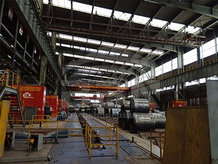 Price of AH36 ABS proved shipbuilding steel coil in China market on December 18