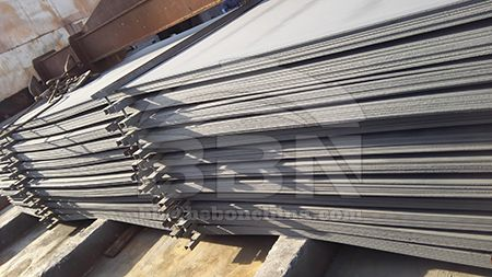 Price for AH36 steel plate for shipbuilding