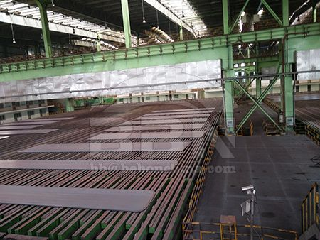 What is the use of ABS AH36 marine steel plate
