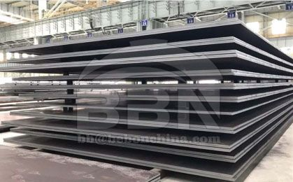Main application of high tensile strength EH36 steel plate