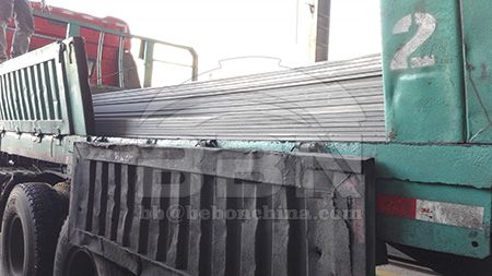 What is requirement for surface of ASTM A131 AH36 ship building steel plate