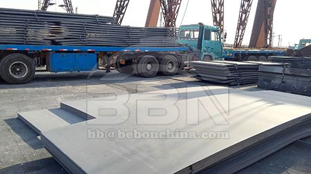 What is CCS DH36 decking sheet steel plate
