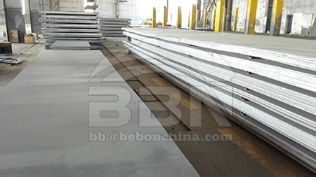 ABS DH32 steel physical properties