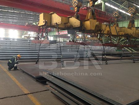 China's deck steel breaks through the technological blockade