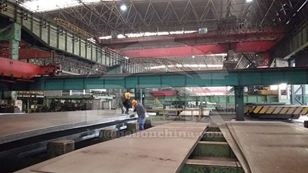 DH40 Shipbuilding steel plate